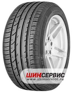 Летниe шины Continental Contipremiumcontact 2 195/60 15 дюймов новые в Уфе