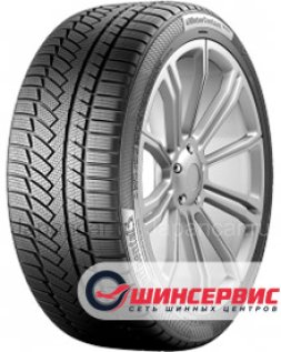 Зимние шины Continental Wintercontact ts850 p suv 255/50 19 дюймов новые в Уфе
