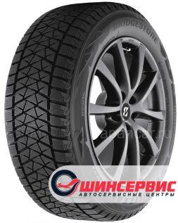 Зимние шины Bridgestone Blizzak dm-v2 245/65 17 дюймов новые в Уфе