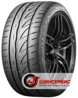 Летниe шины Bridgestone Potenza re-002 adrenalin 205/60 15 дюймов новые в Краснодаре