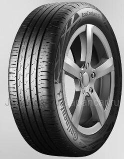 Летниe шины Continental Ecocontact 6 245/45 18 дюймов новые в Санкт-Петербурге