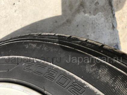 Летниe шины Dunlop Enasave ec202 185/65 15 дюймов б/у во Владивостоке