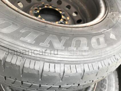 Летниe шины Dunlop Van 01 195/80 15 дюймов б/у во Владивостоке