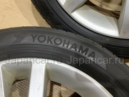 Летниe шины Yokohama Ecos es31 215/55 17 дюймов б/у во Владивостоке
