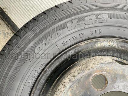 Летниe шины Toyo V-02 155/80 13 дюймов б/у во Владивостоке