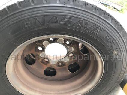 Летниe шины Dunlop Enasave splt50 185/75 15 дюймов б/у во Владивостоке
