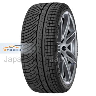 Зимние шины Michelin Pilot alpin pa4 255/40 19 дюймов новые в Хабаровске