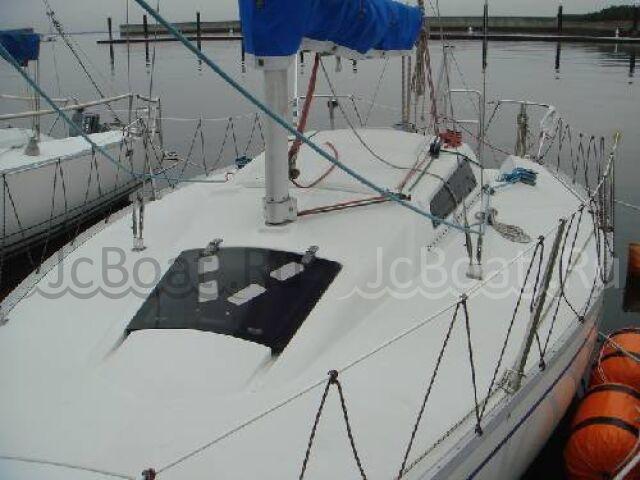 яхта парусная YAMAHA 23 II 1989 года