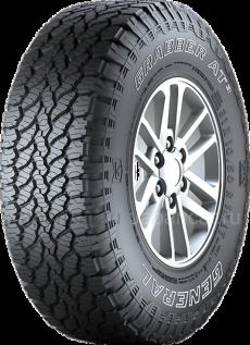 Летниe шины General tire Grabber at3 285/60 18 дюймов новые в Мытищах