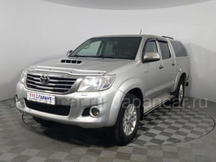 Toyota Hilux 2013 года в Казани