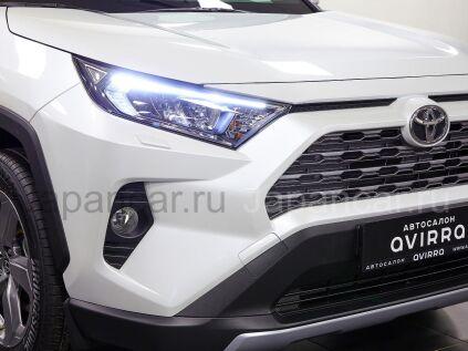 Toyota RAV4 2020 года в Новосибирске