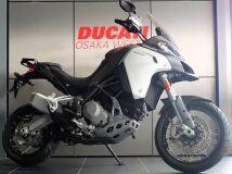 мотоцикл DUCATI MULTISTRADA