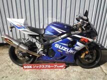 спортбайк SUZUKI GSX-R600 купить по цене 585000 р. в Японии
