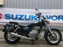 туристический SUZUKI GZ 250 MARAUDER