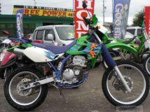 эндуро KAWASAKI KLX250 купить по цене 180000 р. в Японии