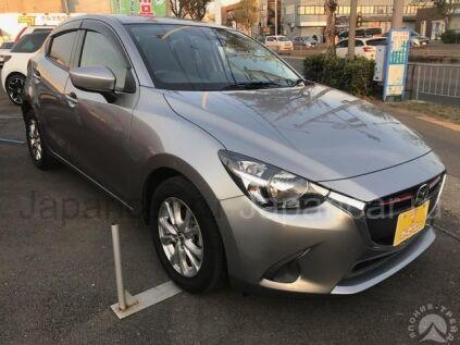 Mazda Demio 2015 года в Японии