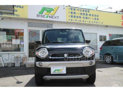 Suzuki Hustler 2015 года в Японии