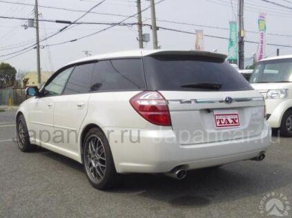 Subaru Legacy 2007 года в Японии