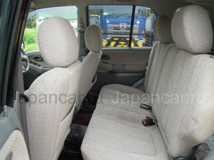 Suzuki Escudo 1998 года в Японии
