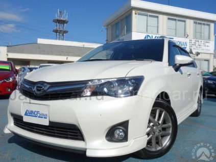 Toyota Corolla Fielder 2014 года в Японии