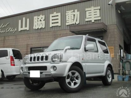 Suzuki Jimny Sierra 2004 года в Японии