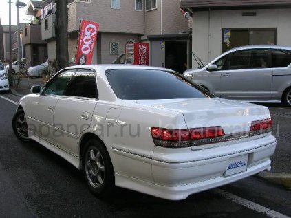 Toyota Mark II 1999 года в Японии