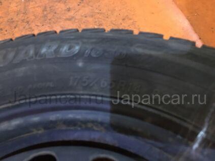 Зимние шины Yokohama Ig30 175/65 14 дюймов б/у во Владивостоке