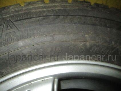 Зимние шины Yokohama Ice guard 50 195/65 15 дюймов б/у в Новосибирске