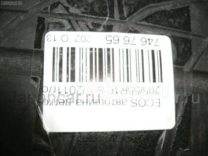 Летниe шины Yokohama Ecos es300 205/55 16 дюймов б/у во Владивостоке