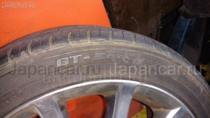 Летниe шины Goodyear Gt-eco stage 215/45 17 дюймов б/у в Уссурийске