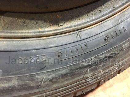 Летниe шины Dunlop Enasave splt38 195/70 16 дюймов б/у во Владивостоке
