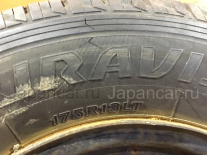 Летниe шины Bridgestone Duravis r670 175 13 дюймов б/у во Владивостоке