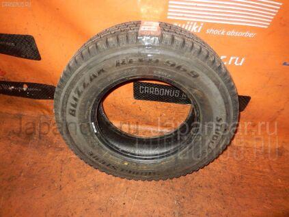 Зимние шины Bridgestone W969 165 13 дюймов б/у во Владивостоке