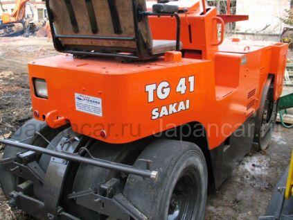 Каток SAKAI TG41 1995 года в Японии