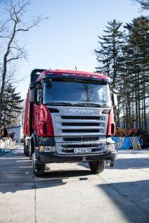 Седельный тягач SCANIA R620 CB6x4EHZ 2016 года во Владивостоке