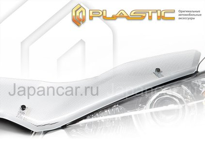 Дефлектор капота на Nissan Qashqai в Иркутске