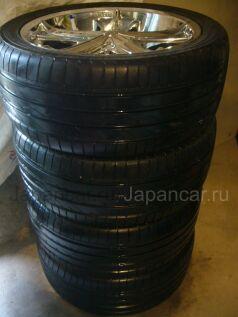 Летниe колеса Yokohama Advan sport 275/40 20 дюймов Cromodora б/у в Красноярске