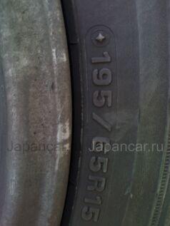 Всесезонные шины Япония 195/65 15 дюймов б/у в Уссурийске