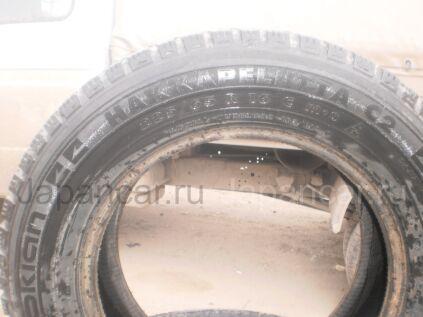 Зимние шины Nokian Хапелита с-2 225/65 16 дюймов б/у в Ульяновске