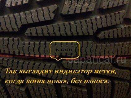 Зимние шины Nokian Hakkapeliitta r 225/55 17 дюймов б/у во Владивостоке