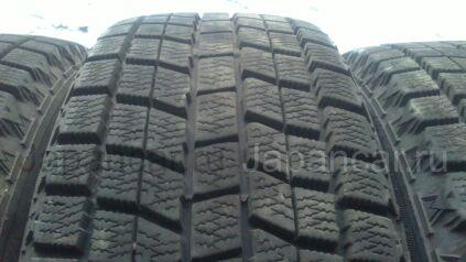 Зимние шины Bridgestone blizzak mz-03 195/60 15 дюймов б/у в Челябинске