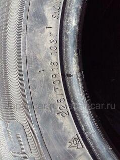 Зимние шины Kumho 225/70 16 дюймов б/у в Бийске