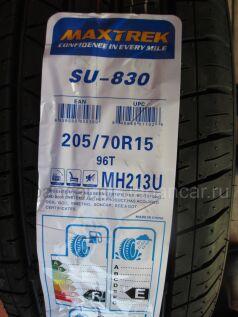 Летниe шины Maxtrek Su-830 205/70 15 дюймов новые во Владивостоке