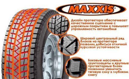 Зимние шины Maxxis ss-01 presa suv 225/60 17 дюймов новые в Кемерово