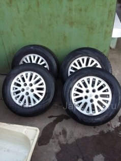 Летниe шины Japan Bridgestone 215/65 15 дюймов б/у в Благовещенске