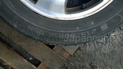 Летниe шины Goodyear gt-eco stage 215/60 16 дюймов б/у в Челябинске