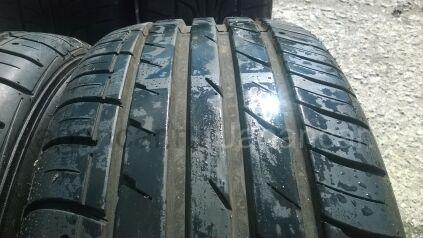 Летниe шины Falken ziex ze912- 2 245/45 17 дюймов б/у в Челябинске