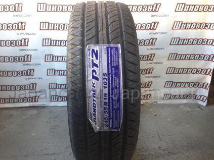 Летниe шины Dunlop Grandtrek p/t2 245/55 19 дюймов новые во Владивостоке