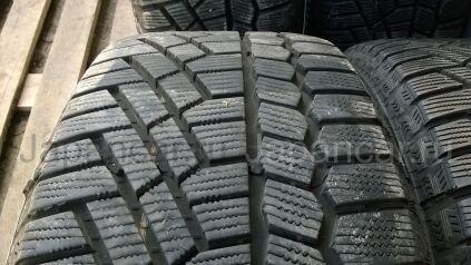 Зимние шины Continental contiviking contact 5 215/55 16 дюймов б/у в Челябинске