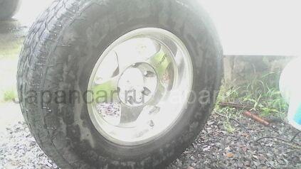 Всесезонные колеса 265/75 16 дюймов ширина 8 дюймов вылет -1 мм. б/у в Арсеньеве